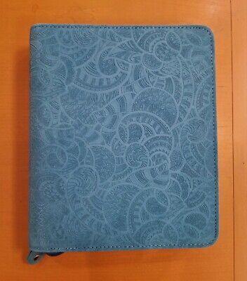 Classic Franklin Covey Sophie Binder - Cerulean Blue