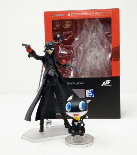 FIgma Persona 5 Joker and Morgana figures