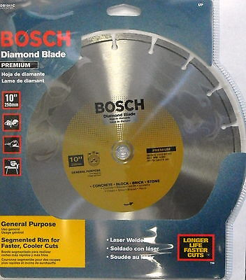 Premium Plus Diamond Blade - Bosch DB1041C 10