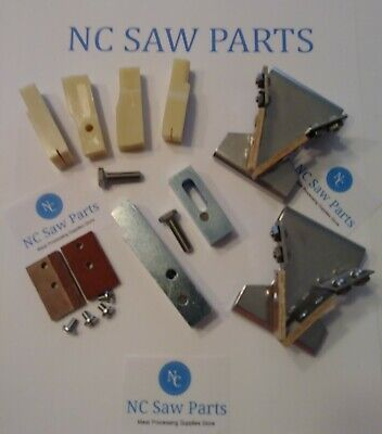 Hobart 5701 5801 6614 6801 Saw Repair Kit W 2 Blade Scraper Assy Hardware