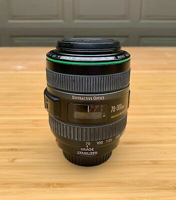 MINT Canon EF 70-300mm f/4.5-5.6 DO IS USM Lens - Free Shipping!