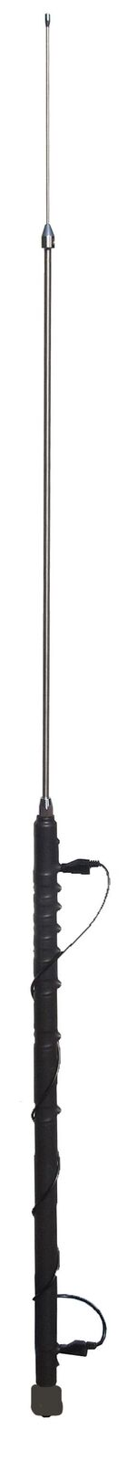 """MFJ-1412 Dual Band 2M//70CM Mobile Antenna 40/"""" Tall with UHF Connector"""