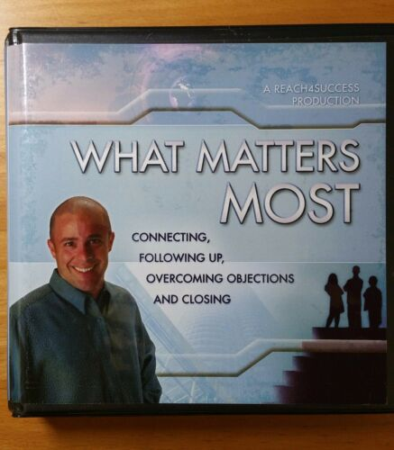 Todd Falcone Network Marketing Prospecting CD Set Education MLM Training