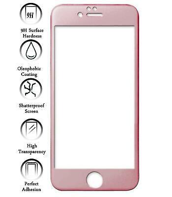 Protector de Pantalla Cristal Templado COMPLETO 3D para IPhone 7 Plus Oro...