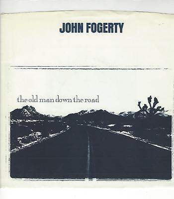 45 RPM PICTURE SLEEVE ONLY-  JOHN FOGERTY-