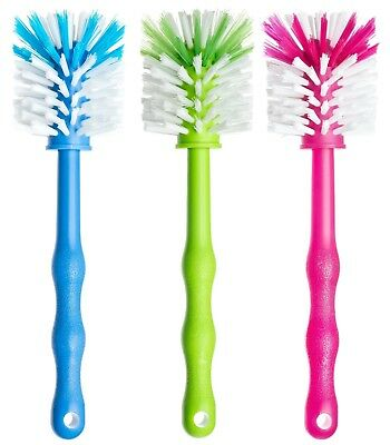 3x Mixtopf Bürste ideale Spülbürste für Thermomix TM5 TM31 TM21 Reinigungsbürste (Reinigung Topf)