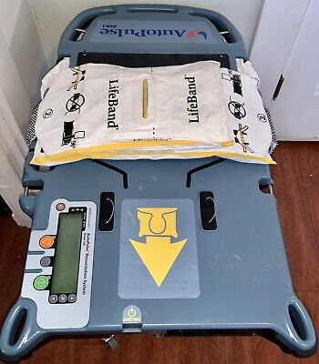 Zoll Autopulse 100 Chest Compression System With Lifeband Battery Wclamps