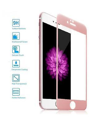Protector de Pantalla Cristal Templado Apple IPhone 6S Plus 5.5 Color Rosa...