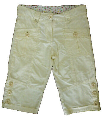 Pantalones cortos , shorts niña de Newness , beige , talla 10