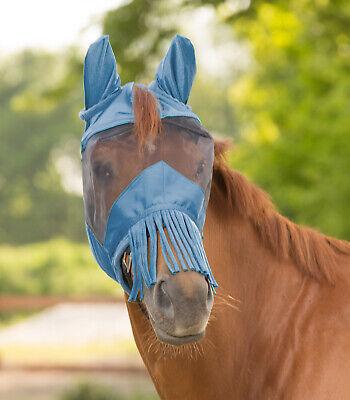 aske Premium taubenblau Fliegenschutz (Taube Maske)