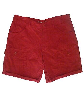 Pantalones cortos , shorts niña de Krater , rojo , talla 16