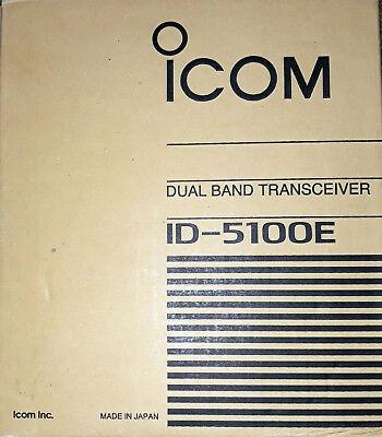 Icom ID-5100E D-Star FM-Mobiltransceiver Dualband Bluetooth-Steuerung  VHF UHF  ()