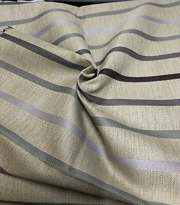 LUXURIOUS LINEN CURTAIN UPHOLSTERY FABRIC 3.7 METRES