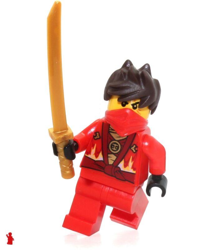 332 Lego Minifig Figur 1x Kai Ninja 70721 Ninjago