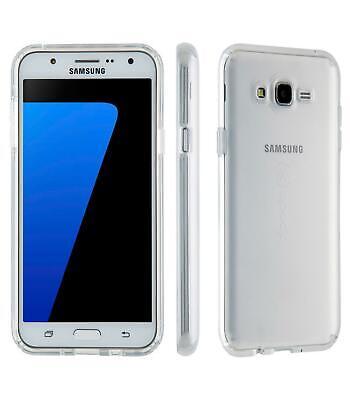 ac5704ea59e Funda de gel TPU Carcasa silicona para Samsung Galaxy J7 2016 Transparente