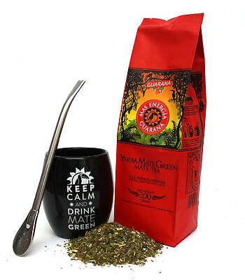 Yerba Mate Kits (Yerba Mate Starter Kit | Start Your Mate Tea Journey | Free Shipping Worldwide)