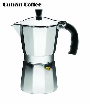 Cuban Cup Coffee Maker StoveTop Italian Espresso Coffeemaker Percelator Moka - Cuban Coffee Pot