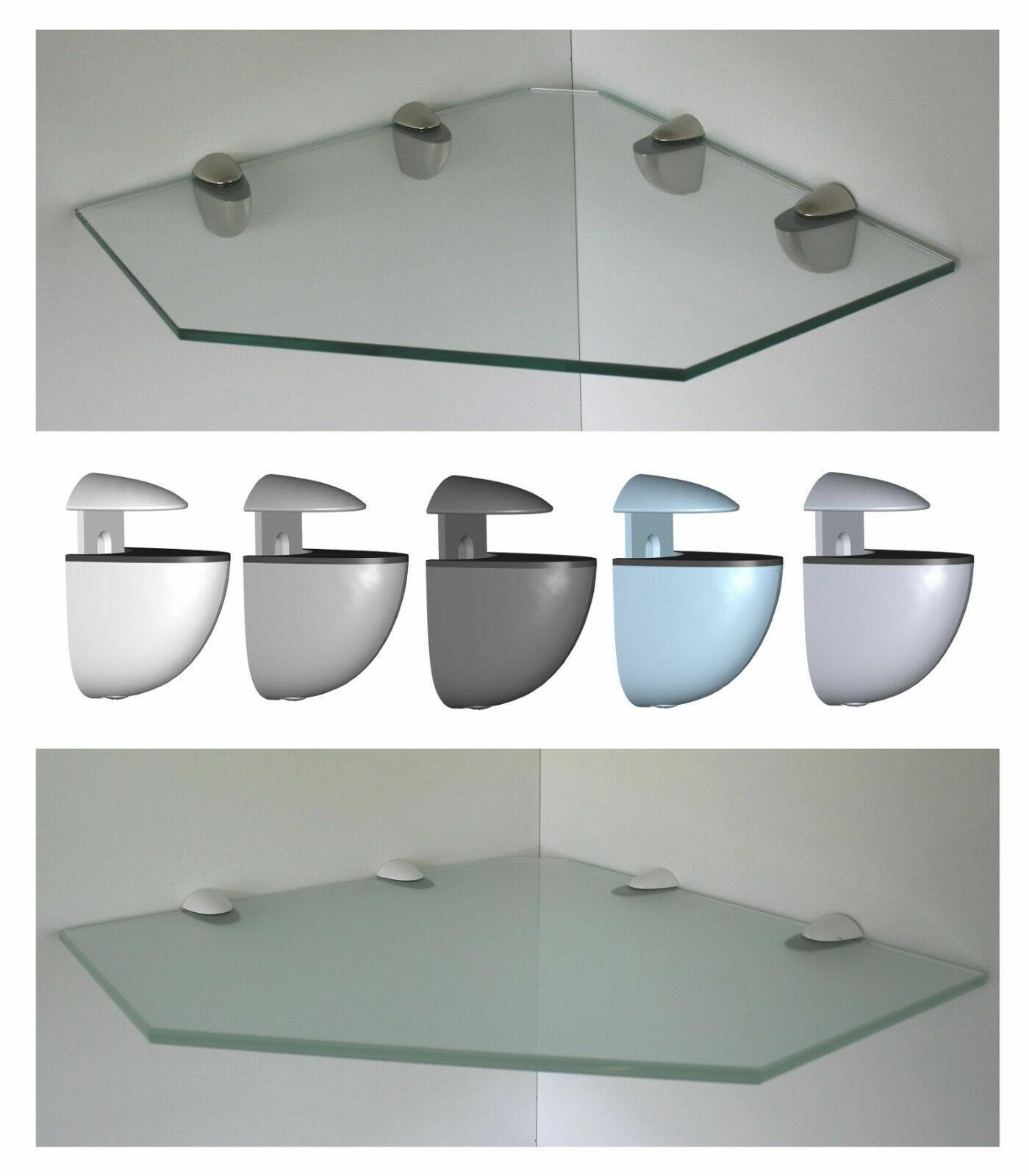 Glasregal Wandregal Halter Glasboden Glasablage