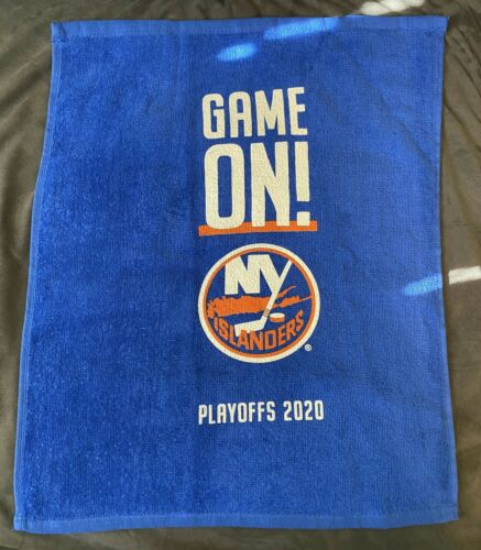 """NHL New York Islanders 2020 Playoffs """"Game On"""" Rally Tow"""