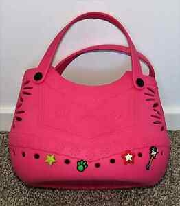Beach Crocs Girl Bag pink Griffin Pine Rivers Area Preview