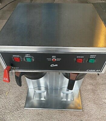 Wilbur Curtis Twin Airport Brewers C1000ap-10 Coffee Maker