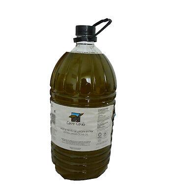 Aceite de oliva Virgen Extra Cerro Gordo, categoria superior, garrafa 5 litros