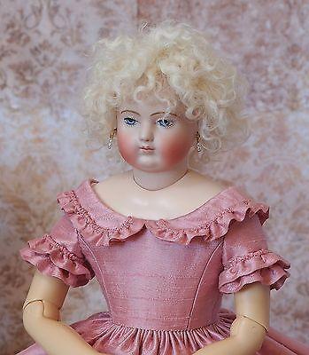 Davida Dior Huret Doll Dress Pattern No. LS17001