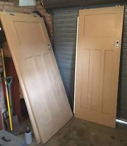 Timber doors - 5. Kincumber Gosford Area Preview