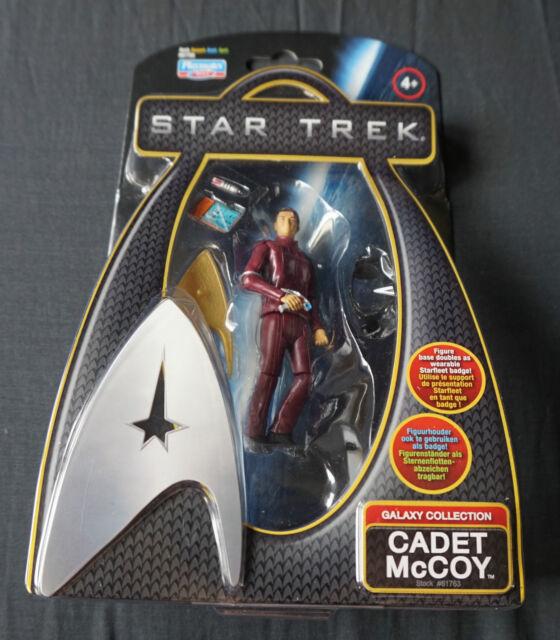 "Cadet McCoy / Star Trek / Galaxy Collection / 3.75"" Action Figure / 2009"