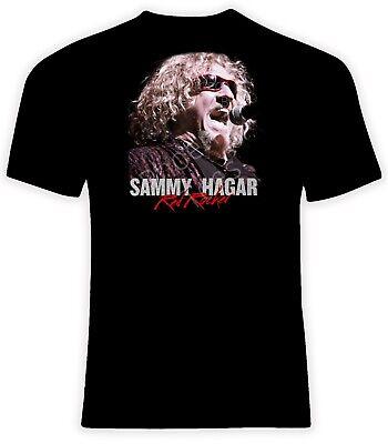 Sammy Hagar (Red Rocker) t shirt, Sizes S-6X