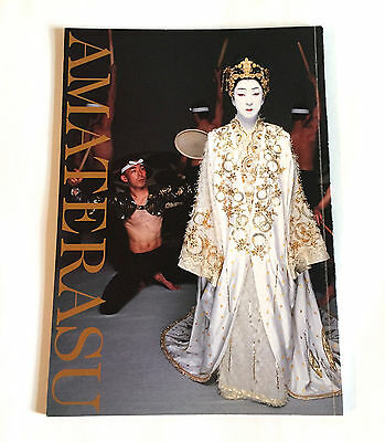 BANDO TAMASABURO & KODO Amaterasu 2006 JAPAN THEATER SOUVENIR PROGRAM BOOK