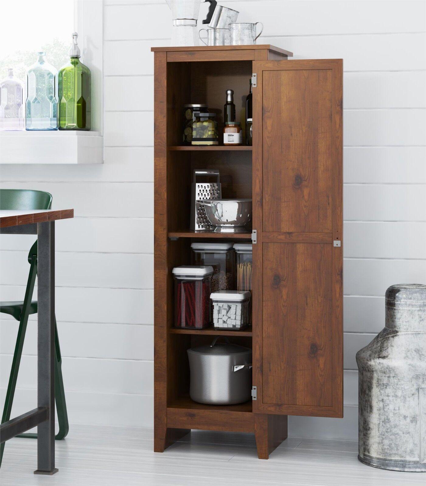 Kitchen Cupboard Pantry Food Storage Cabinet Appliance Organ