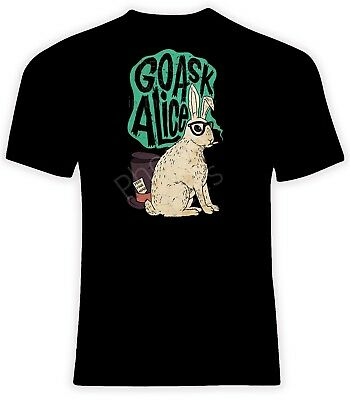 Jefferson Airplane Go Ask Alice T (Airplane T-shirt Tee)