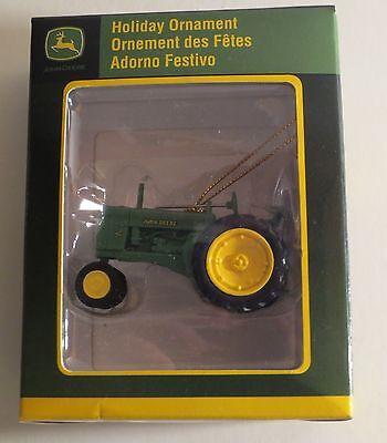 Enesco John Deere Tractor Ornament MIB NRFB #1