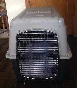 Cage de transport pour chien LARGE - Dog kennel