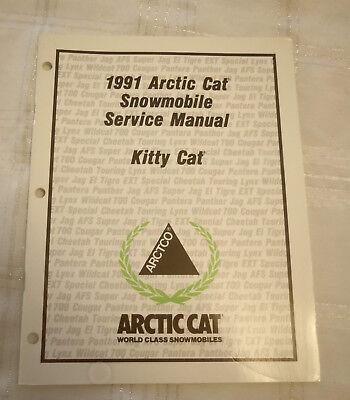 searchable factory 2006 arctic cat snowmobile repair manual