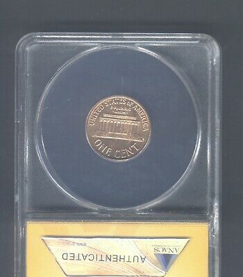 1960-D/D Lincoln Cent RPM 4 WRPM-009 MS-64 ANACS EXTREMELY HARD TO FIND LOOK  - $49.99