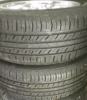 GOOD TYRES & MAGS: $300!!