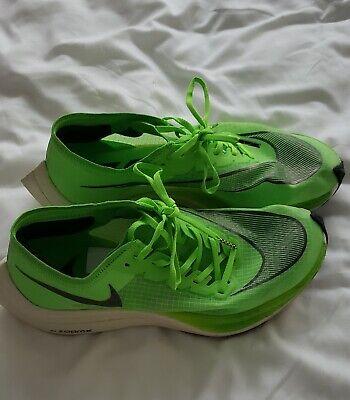 Nike ZoomX Vaporfly Next% Green M(6.5)/W8