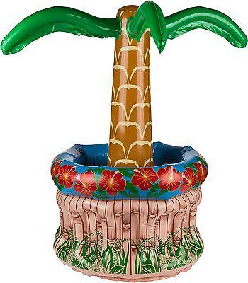 Aufblasbarer Getränkekühler Palme Getränke Kühler Party Strand Flaschenkühler