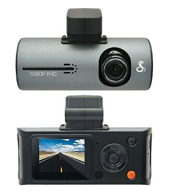 Cobra Electronics CDR 840 Full HD Dash Cam with GPS & G-Sensor