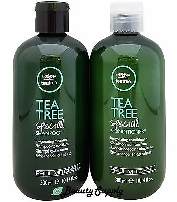 Paul Mitchell Tea Tree Special Shampoo and Conditioner 10.14 oz CARD PMT ONLY
