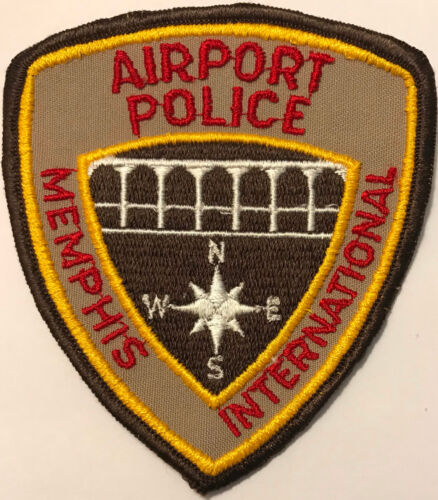 Memphis Airport Tennessee Police Patch