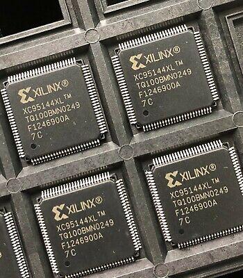 Xilinx Xc95144xl-7tq100c Ic Cpld 144mc 7.5ns 100tqfp New