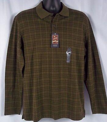 ARROW Men's Heritage Kits Long Sleeve Polo Style Shirt NWT Various Colors