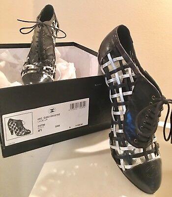 Chanel shoe size 41