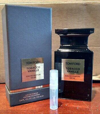Tom Ford Tobacco Vanille EDP 2 ML Spray Sample– *Read Description*