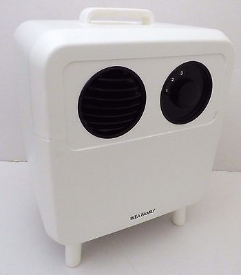 RARE IKEA FAMILY PATRULL AIR PURIFIER CLEANER FILTRATION SYSTEM HOME OFFICE MPC.
