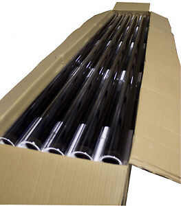 10 Pack Of Evacuated Tubes For Solar Hot Water Heater