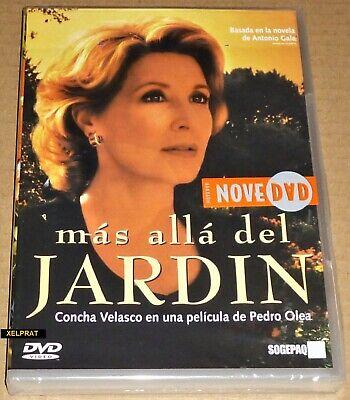 MAS ALLA DEL JARDIN - DVD R2 Pedro Olea & Concha Velasco...
